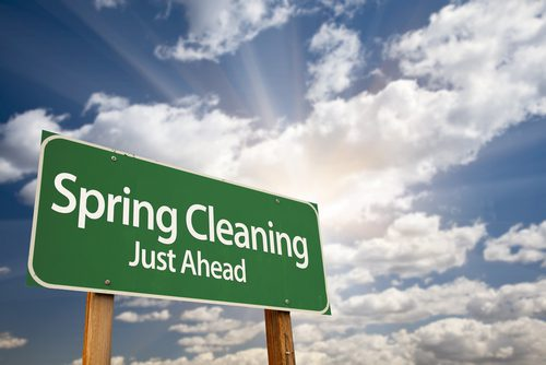 Spring Cleaning Tips for Your Rental Home