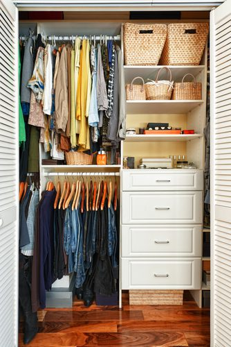 Easy Tips to Organize All the Closets in Your Rental Home