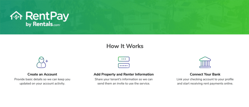 How RentPay works
