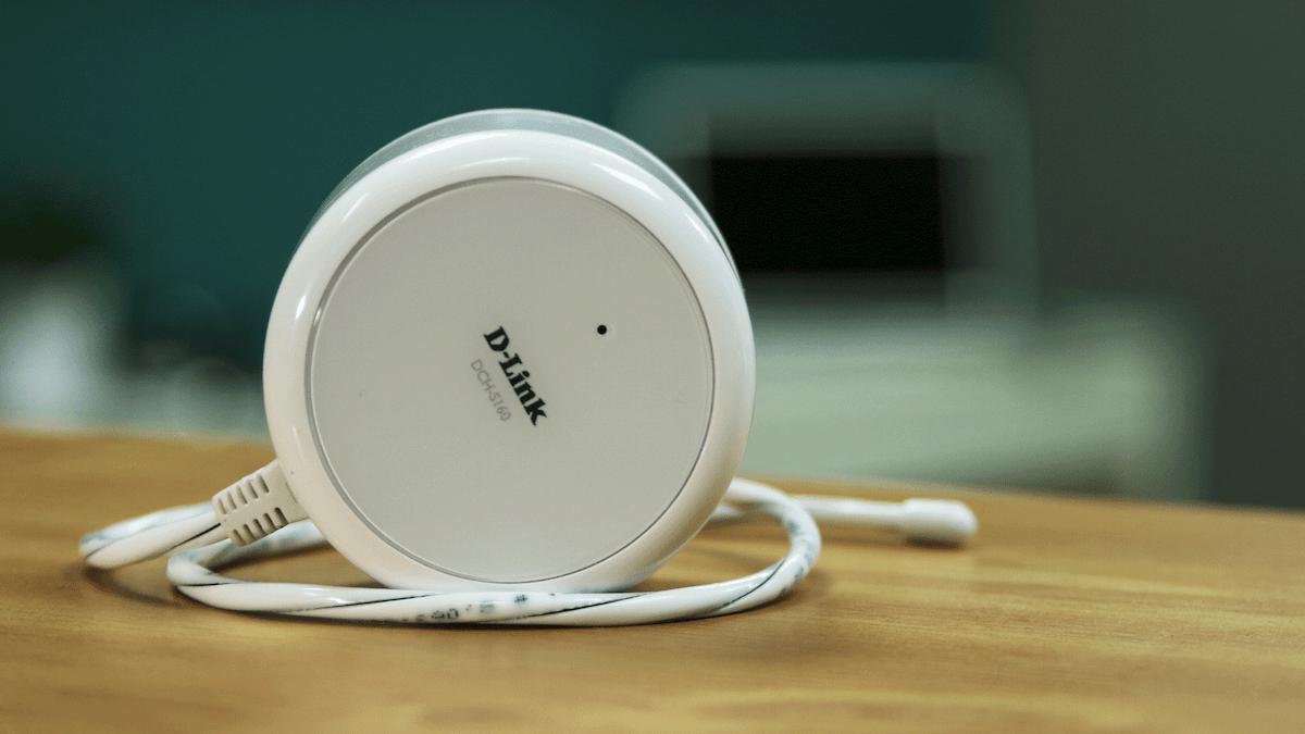 Smart home water sensor