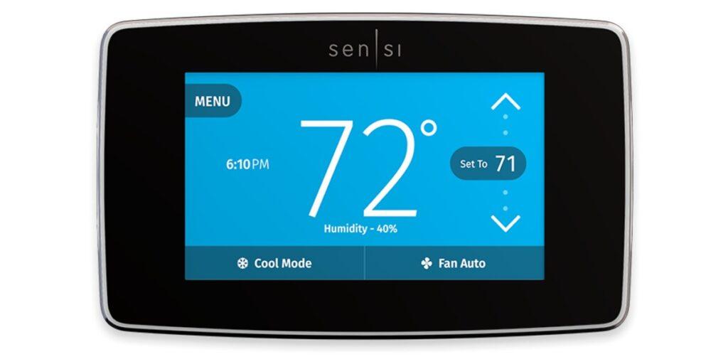 Sensi Touchsmart Device.